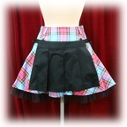 baby skirt tartancheckbondage add1