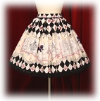 baby skirt blackcat color